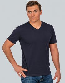Men´s Luxury V-Neck Tees
