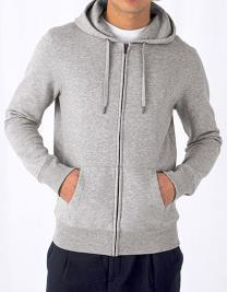 KING Zipped Hood Jacket